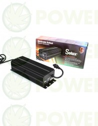 Kit 600w Solux Digital Regulable con Adjust-A-Wings Stucco