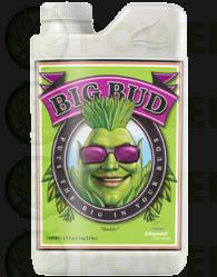 Big Bud Liquid (Advanced Nutrients) Abono Cannabis,