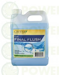 Final Flush sabor Fresa (