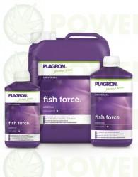 Fish Force Plagron abono de pescado para tu Cultivo