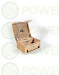 Caja FumBox de Curado Humidor conservar marihuana