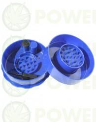 GrinderVac 0,07 litros (Bote Hermético de Bolsillo con Grinder)