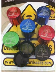 Grinder Biohazard Seeds 48 mm 4 partes