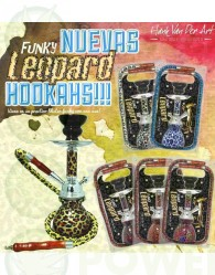 Arguila Funki Leopard de 1 Salida