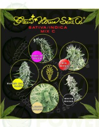 Sativa/Indica Mix C (Green House Seeds)