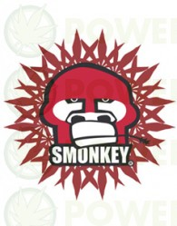 Camiseta Hemp Warriors Smonkey- Cannabis T-Shirt