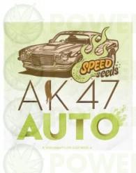 Ak 47 Auto 60 unds (Speed Seeds) Semilla Feminizada Autofloreciente