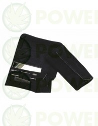 Suede kit silver