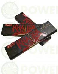 Papel Natural Raw K.S.S. Edición Wiz Khalifa + Bandeja + Boquillas + Prensador