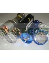 Grinder Eléctrico Aluminio con Tamiz