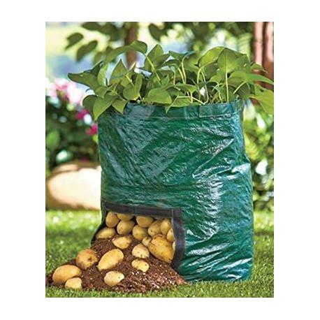 Bolsa de cultivo para patatas for Como cultivar patatas