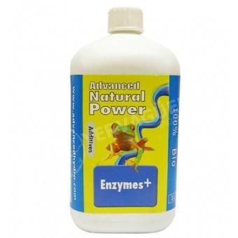Enzymes+ de Advanced Hydroponics es 100% biológico. 0