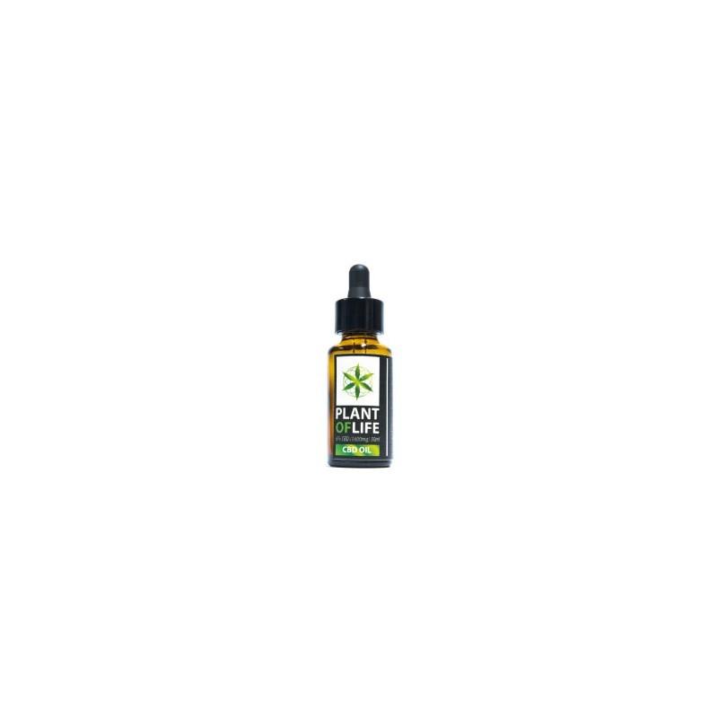Aceite CBD 6% Plant of Life 5ML 1