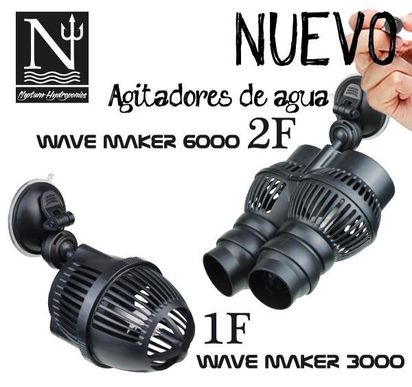 Agitador de Agua Wave Maker (Neptune Hydroponics) 1 Rotor 0