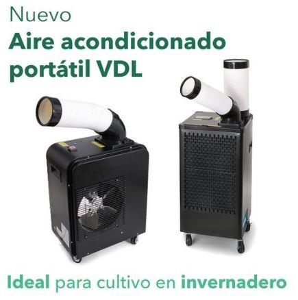 AIRE ACONDICIONADO PORTÁTIL VDL 1700 FG 0