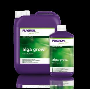 Alga Grow (Plagron) Crecimiento 0