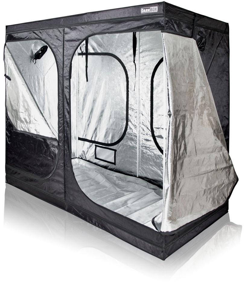 Armario de Cultivo Dark Box DB240 240x120x200cm 1