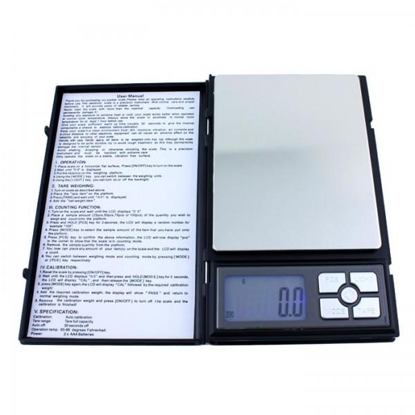 Báscula Fuzion NBX 2000gr./0,1gr 1