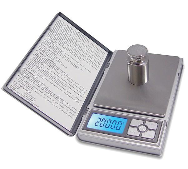 Báscula Digital Kenex Notebook 2000/0,1gr 1
