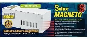 BALASTO 600 W MAGNETO SOLUX 0