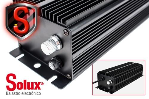 Balasto Electrónico Solux 400 W Regulable 0