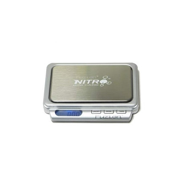 Báscula Digital Fuzion Nitro NTR-100gr 0