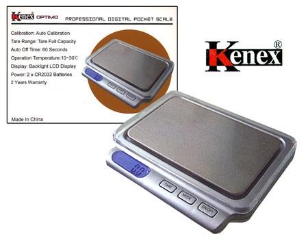 Báscula Digital Kenex Optimo-50gr/ 0,01gr 0