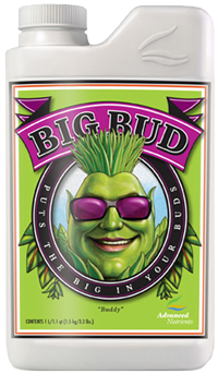 Big Bud Liquid (Advanced Nutrients) Abono Cannabis,  0