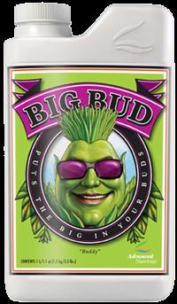 Big Bud Liquid (Advanced Nutrients) Abono Cannabis,  0