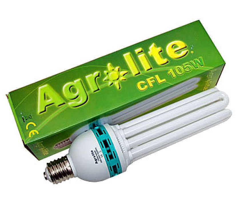 Lámpara 105 w Agrolite Crecimiento 0