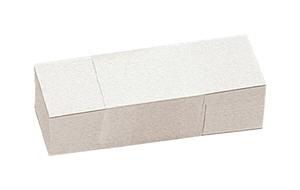 Boquillas de cartón 100 uds. 0