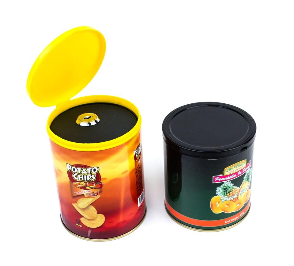 Bote de Patatas Chip Ocultación  1