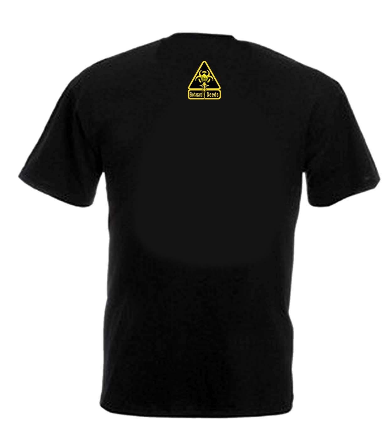 Camiseta Biohazard Seeds Logo  1