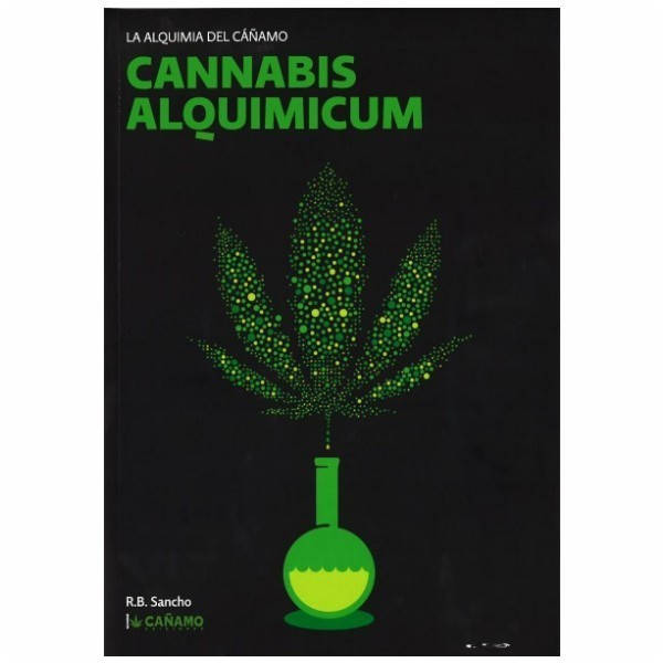 Libro Cannabis Alquimicum: La alquimia del cáñamo 0