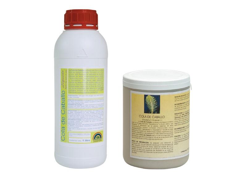 Ekisan Cola de Caballo en Polvo (Trabe) 1