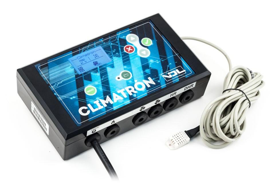 Comprar Control de Clima Digital CLIMATRON VDL para el cultivo interior Cannabis 3