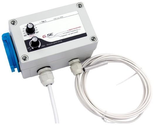 Controlador de Temperatura y Velocidad Mínima (GSE) 3