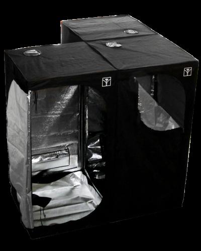 Armario CultiBox SG COMBI 120x120x200 cm 1