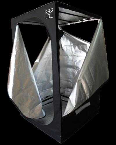 Armario CultiBox SG COMBI 80x80x160 cm 0