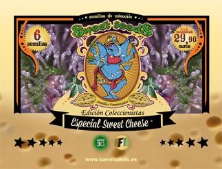 Ed. Especial Autoflorecientes Sweet Cheese Sweet Seeds Semillas Feminizadas 0