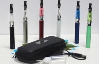 Kit Cigarro Electrónico+ Estuche + Cargador + Botella 0