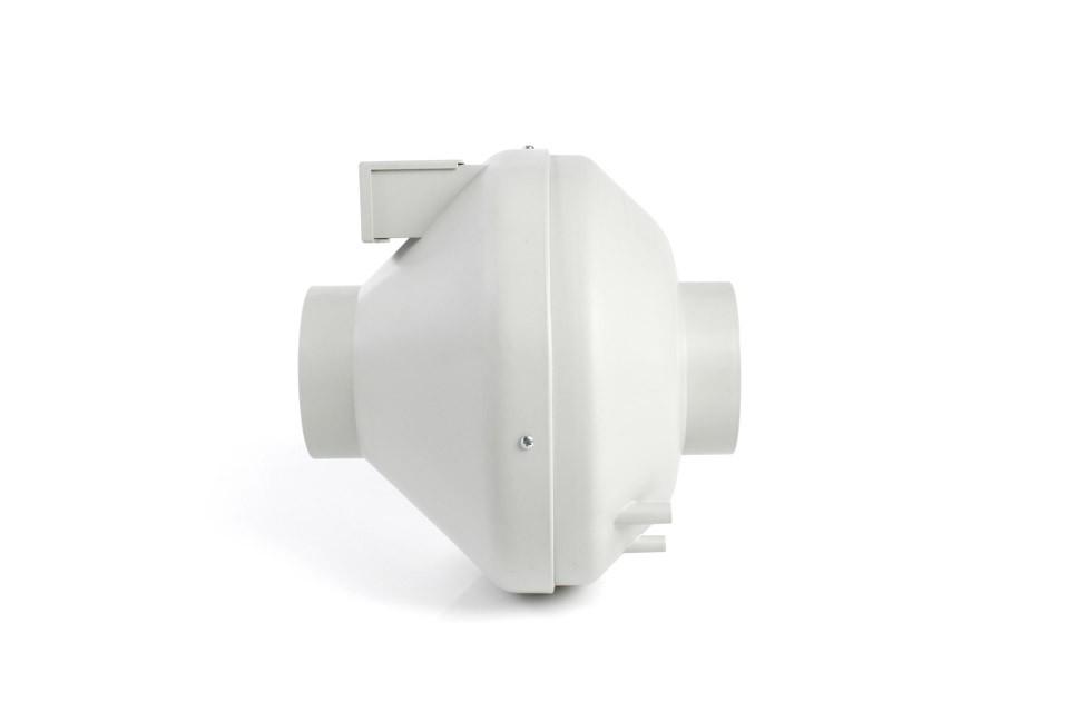 Extractor RVK 125-L1 365m3/h 1