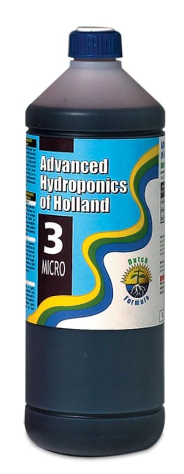 Fertilizante Dutch Fórmula Micro de Advanced 0