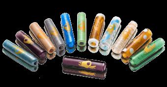 filtro-murano-tip-6-5mm-yellow-finger 0