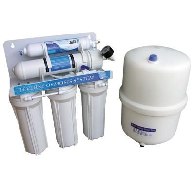 Filtro Osmosis Inversa 5 Etapas con Depósito 1