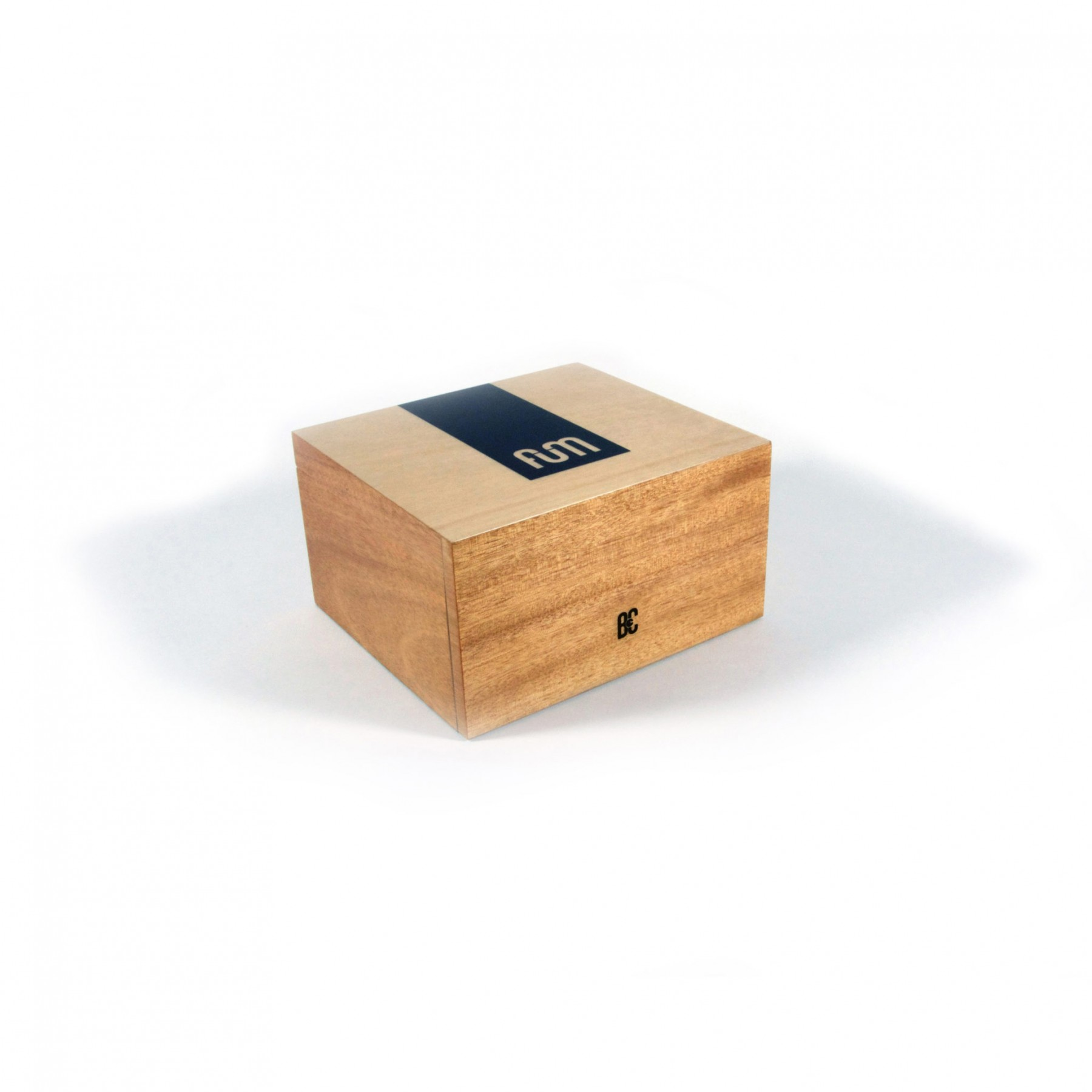 Caja FumBox de Curado Humidor conservar marihuana 0