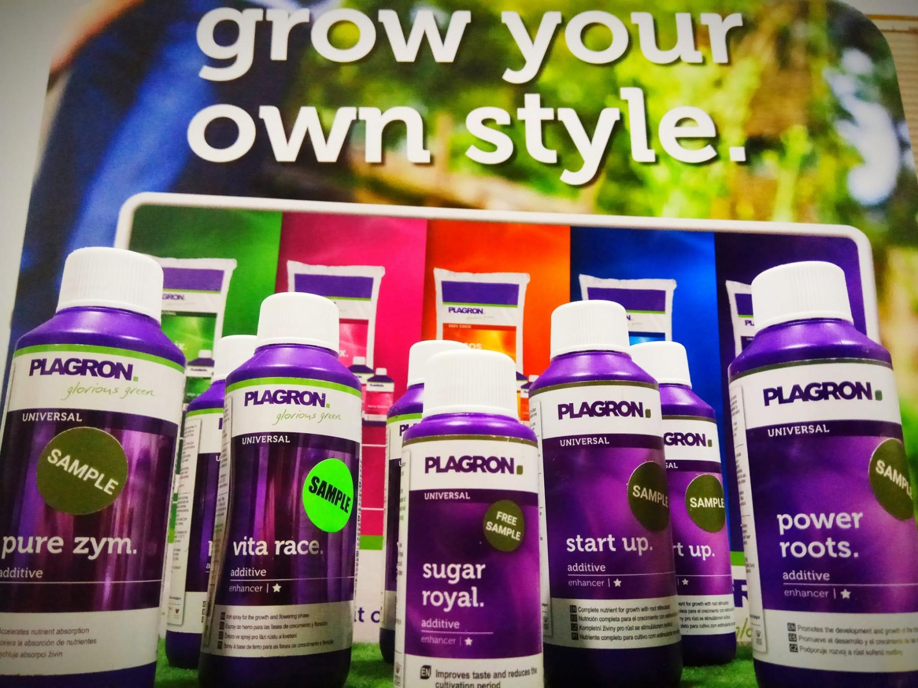 Gratis Muestra Nutrientes de Plagron 0