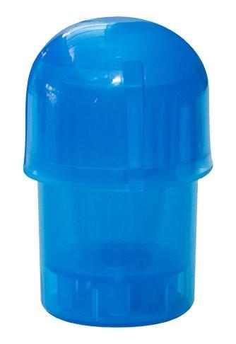 Grinder de Plástico 3 Partes, (Depósito y grinder) 0