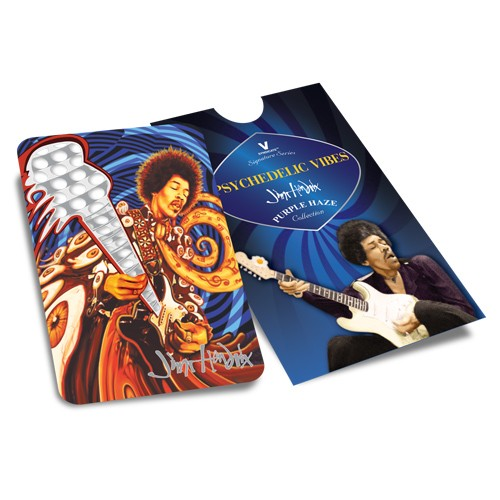 Grinder Tarjeta Moledora Jimi Hendrix, Psychedelic Vibes - Barato 0