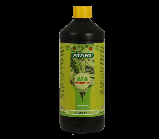 Growth C Ata Organics abono líquido orgánico 1